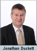 Jonathan Duckett - Gynaecologist and Urogynaecologist in Kent